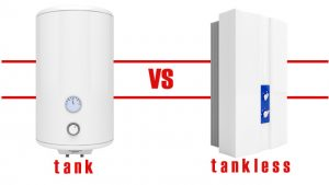 tank and tankless